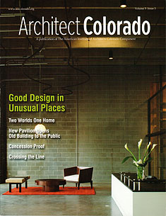 6--Architect-CO-_Fall-2009-cover